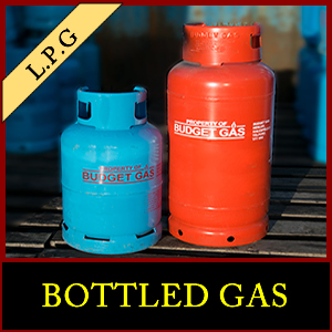 View bottled gas / LPG products