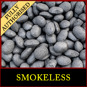 View smokeless fuel products