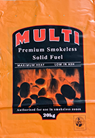Pre-packed plastic bag